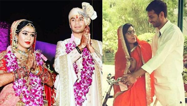 Tej Pratap Yadav is a drug addict, dresses up like Radha and Krishna, alleges wife Aishwarya Rai, Patna, News, Politics, Allegation, Complaint, Protection, National