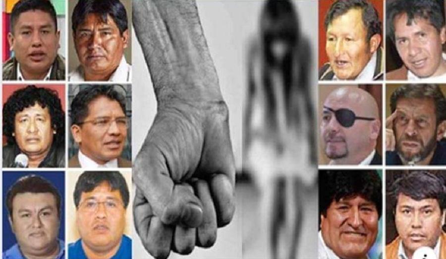 Una muestra de los casos públicos de violencia que protagonizaron miembros del MAS /