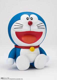 Nuevos Figuarts ZERO Doraemon de Tamashii Nations