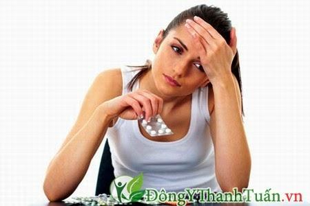 Nguyên nhân gây mất ngủ do dùng thuốc