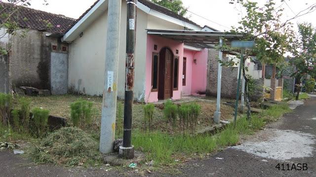 Rumah Second Citra Indah City ASTER tipe 51/121 Hook - 370 jt