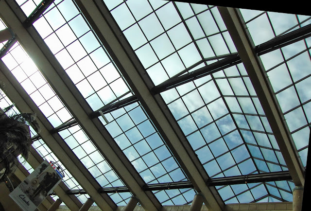Glass roofs in New York