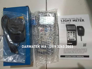 Jual Lutron LX-107 Light Meter