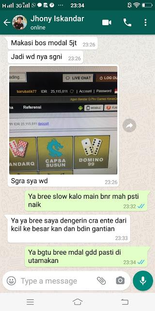 Cheat Judi BandarQ  Online Terpercaya Kunjungi Linknya Disini !