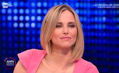 Francesca Fialdini espressione viso oggi