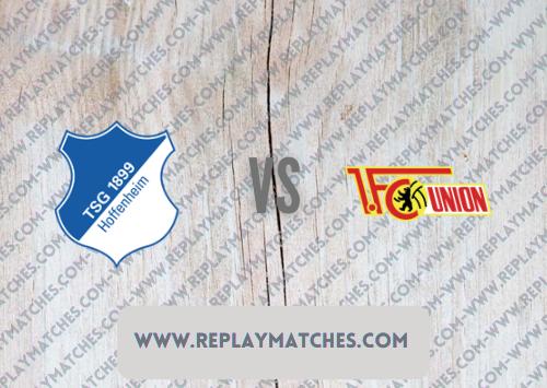 Hoffenheim vs Union Berlin -Highlights 22 August 2021