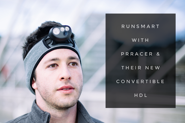 RunSmart with PRracer & Their New Convertible HDL