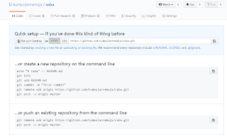 Upload Source Code di GIthub