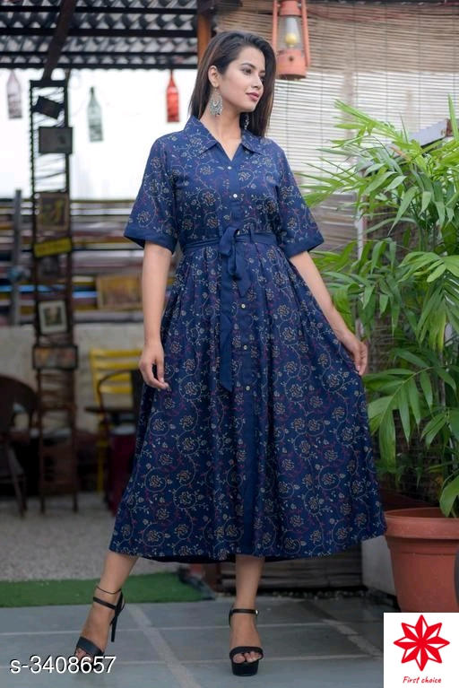 Siya Pretty Rayon Women's Kurtis Vol 4