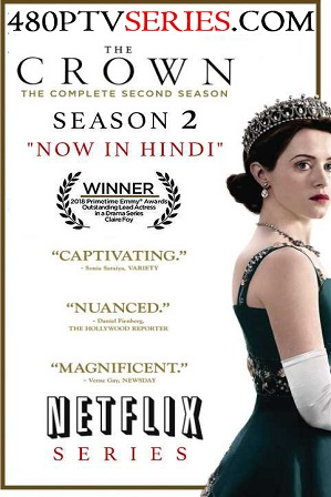 Watch Online Free The Crown Season 2 Full Hindi Dual Audio Download 480p 720p All Episodes