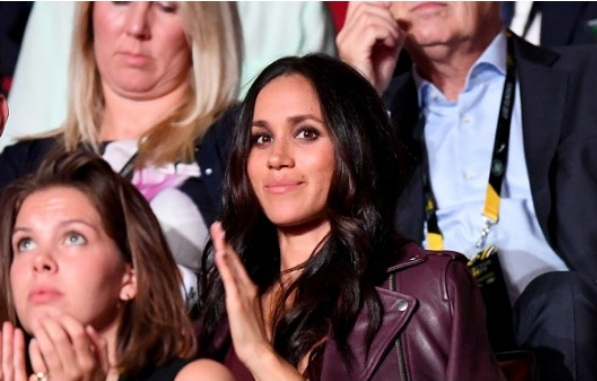Prince Harry's Royal Protection Officer assigned to protect Meghan Markle during Invictus