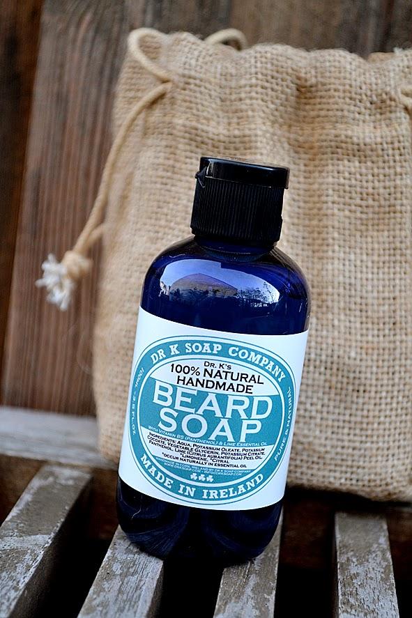 LIFE TIME GEAR: DR K SOAP COMPANY | NATURAL HANDMADE BEARD