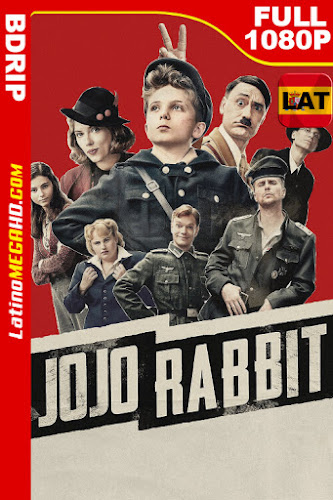 Jojo Rabbit (2019) Latino HD BDRip 1080P - 2019
