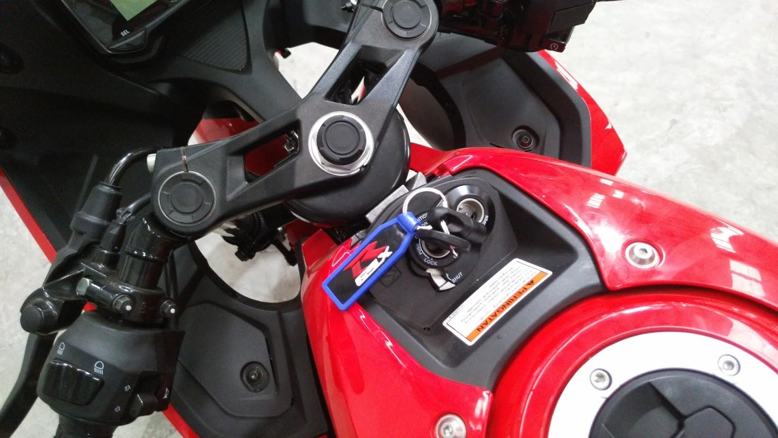 Suzuki GSX-R150 Kini Bertambah Pilihan Lebih Hemat