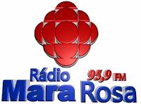 Rádio Mara Rosa FM de Mara Rosa GO ao vivo