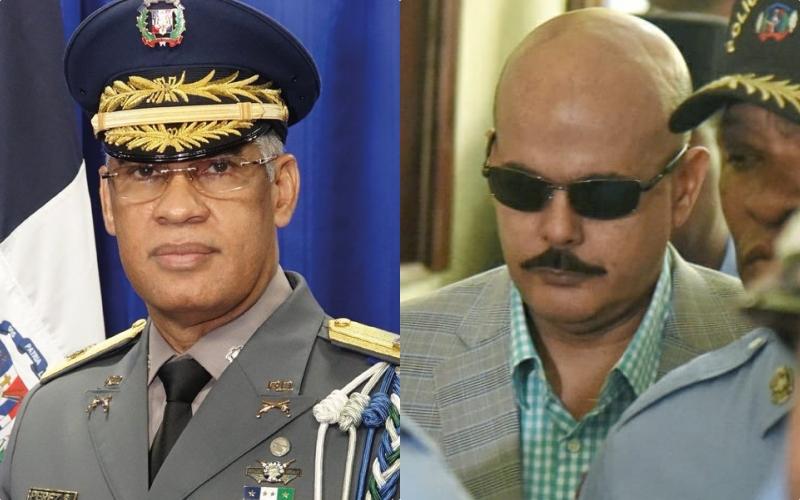 Menor también involucra al subdirector de la Policía Nacional
