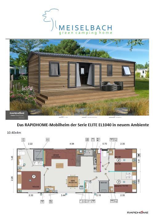 Mobilheim ELITE-EL1040 Meiselbach