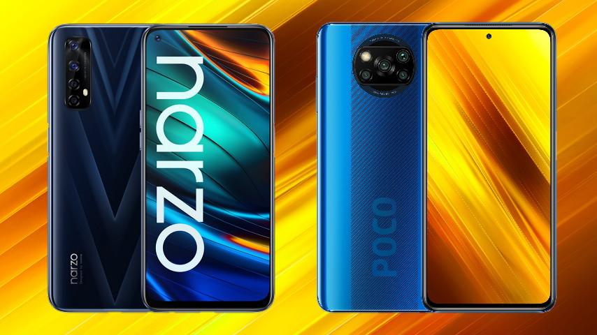 Realme Narzo 20 Pro vs Poco X3 NFC, Bagus Mana?