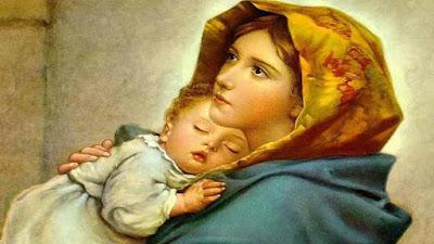 imagem da Mãe de Deus