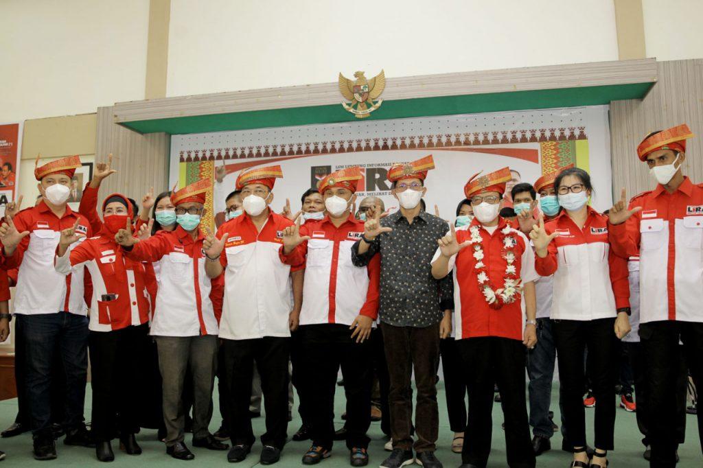 Amsakar Harapkan LSM LIRA Provinsi Kepri Menjaga Integritas dan Independensi