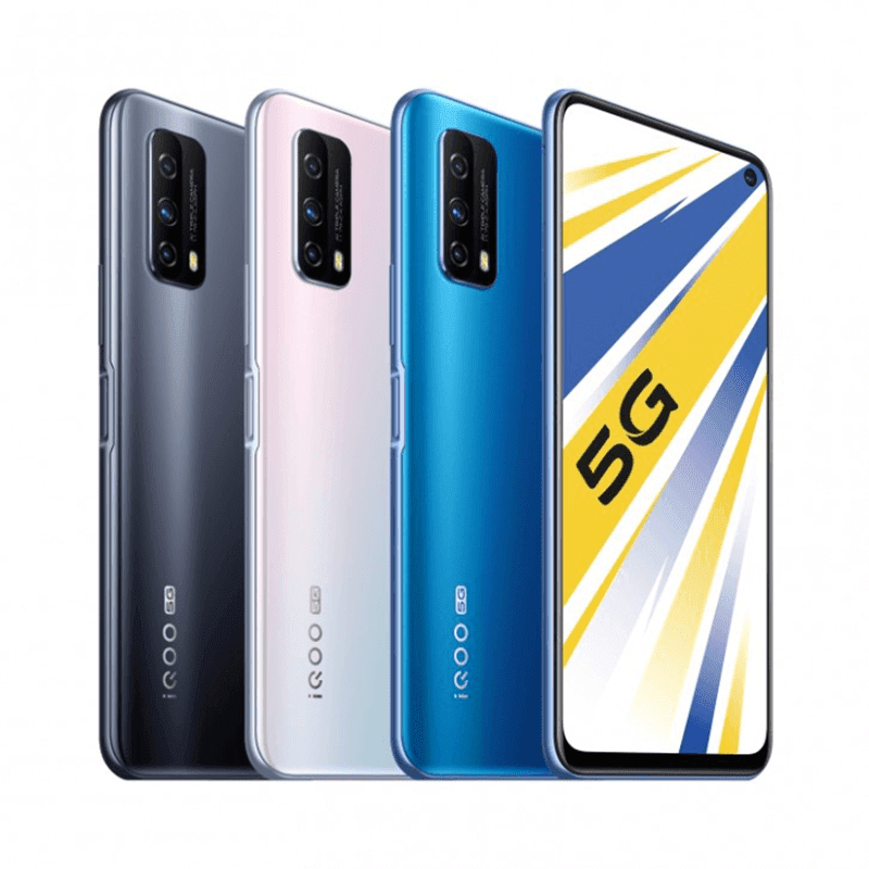 iQOO Z1x 5G announced with 120Hz display, 5,000mAh battery