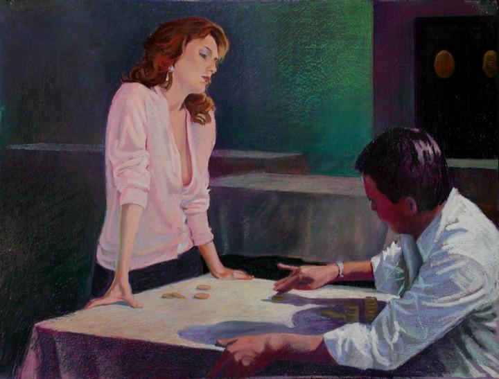 Nigel Van Wieck. Современный художник-реалист 2
