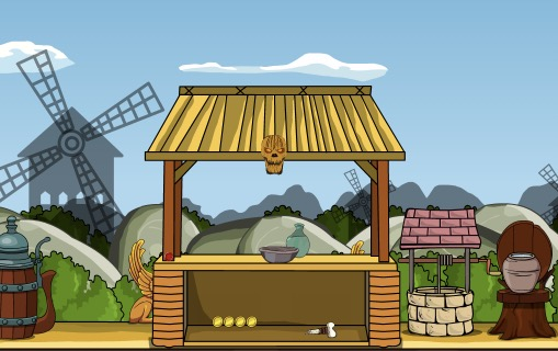 Play Games2Jolly Wooden Windmi…