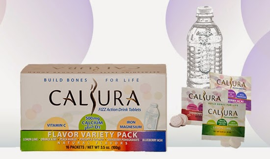 Calsura, Build Bones for Life