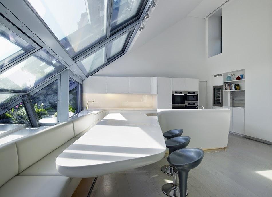 cozinha de Luxo e Minimalismo 2