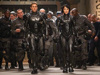 Pacific Rim 2013 sci-fi movie