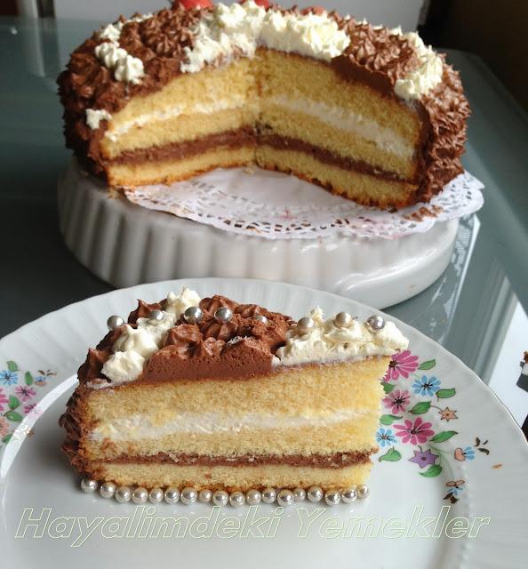 resimli Yaş Pasta tarifleri
