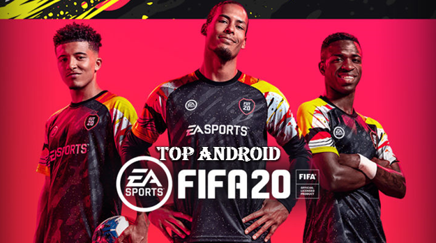 FIFA 20 PPSSPP Camera PS4 Android Offline 600MB Best
