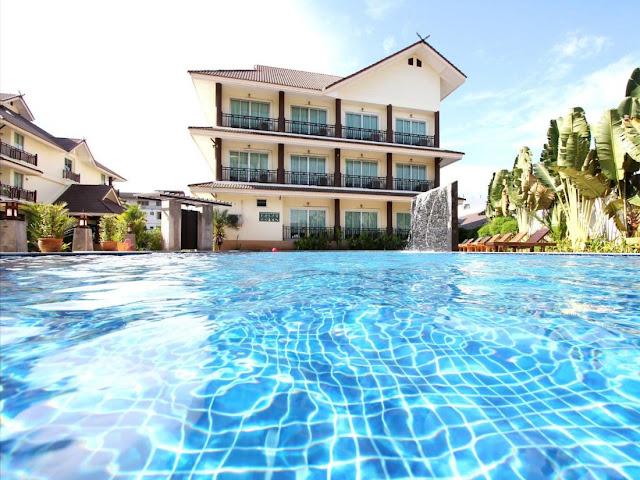 Diamond Park Inn Resort in Chiang Rai, Thailand