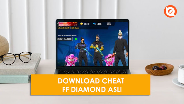 Downlod Cheat FF Diamond Asli