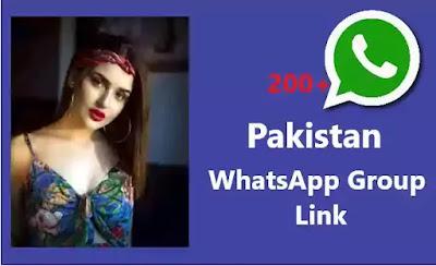 Pakistan Girls WhatsApp Group Join Link 2021