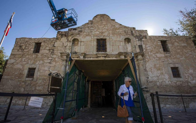Archaeological projects start to dig up secrets at the Alamo
