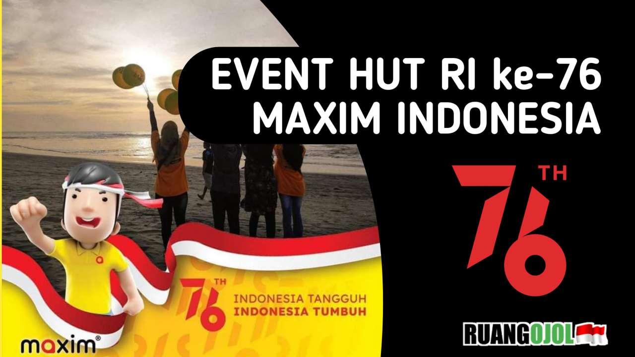 Event Maxim