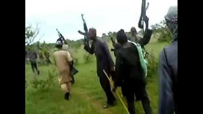 Bandits Release 4 Kidnapped Victims As 'Sallah Gift' To Katsina Community
