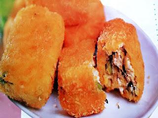 Gambar Resep Nugget Tahu Sayur