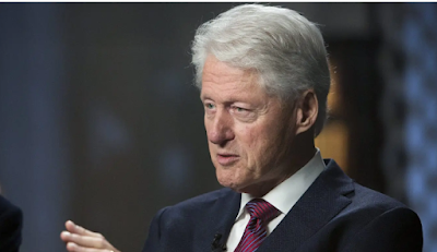 Lekki Massacre: Ex-US President, Bill Clinton reacts, calls out Buhari's govt