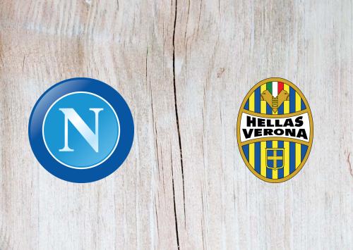 Napoli vs Hellas Verona -Highlights 19 October 2019