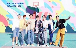 Lirik Lagu BTS Dynamite dan Terjemahan
