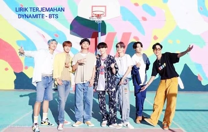 Lirik Lagu BTS Dynamite dan Terjemahan Lengkap Serta Makna Artinya!!!