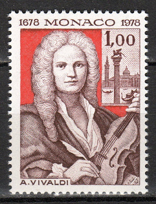 Antonio Vivaldi, Italian violinist and composer