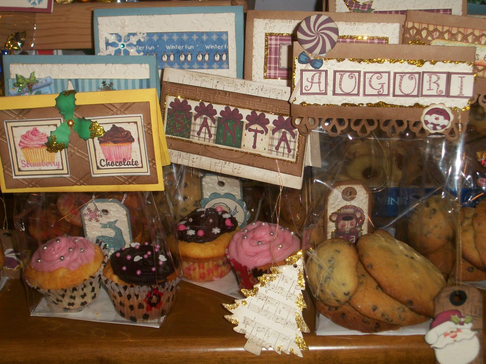Natale e porcellane etichette per biscotti - Piccole idee regalo per natale ...
