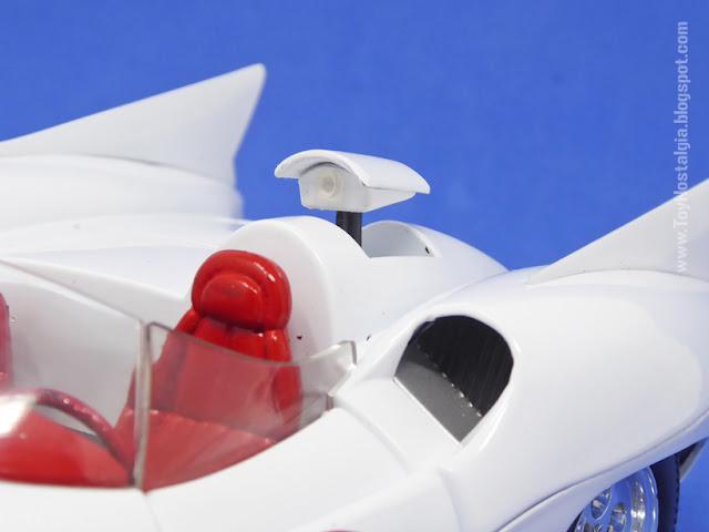 MACH 5 - METEORO - American Muscle - 2003  El periscopio  (METEORO - SPEED RACER - MACH Go Go Go)