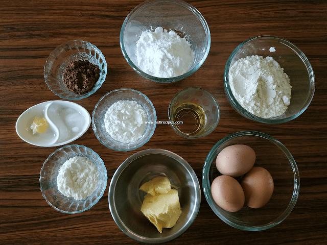 Resep Bolu Marmer 3 Telur