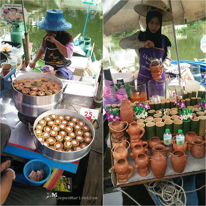 Khlong Hae Floating Market, Hatyai