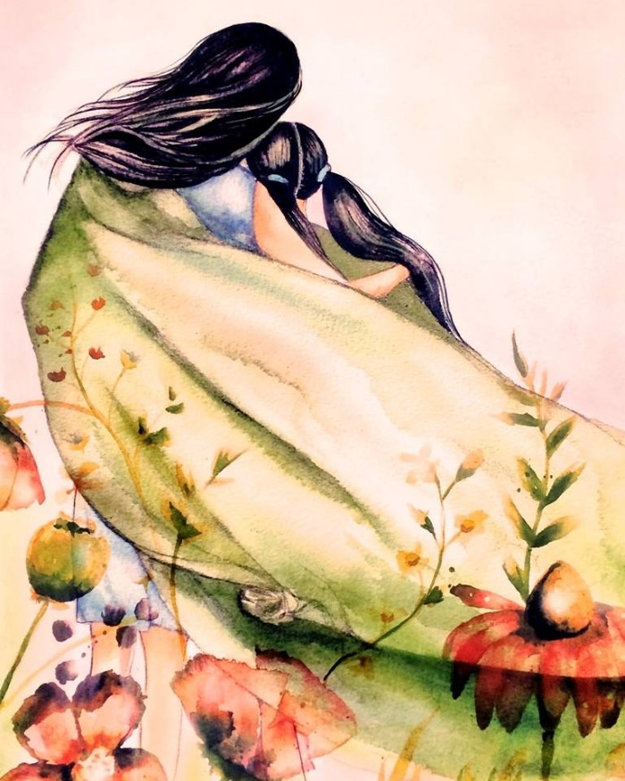 Канадский художник. Claudia Tremblay
