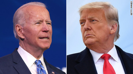 Joe Biden to sign executive order ending Muslim travel ban and 11 other Trump policies on first day in office